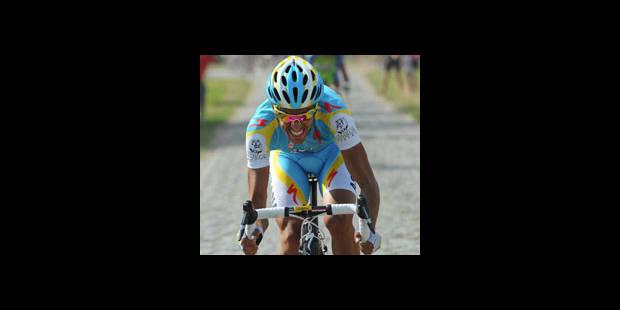 Contador reprend l'avantage - La DH
