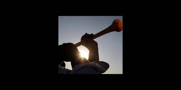 Les vuvuzelas interdites au festival Rock Werchter - La DH