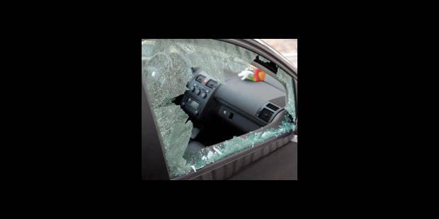 Appréhendé pour avoir fracturé des voitures - La DH