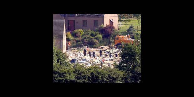 Trois morts dans l'explosion d'une citerne de gaz propane - La DH
