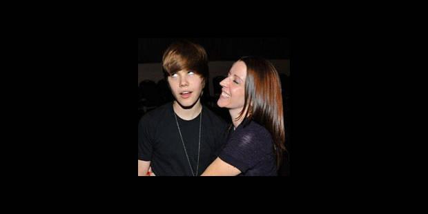 Maman Bieber,  pas toute nue - La DH