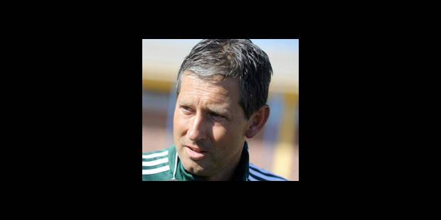 Frank De Bleeckere arbitrera Paraguay-Japon - La DH