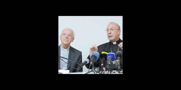 L'Eglise belge n'exclut pas une action en justice - La DH