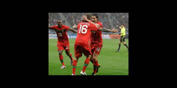 Le Portugal corrige la Corée du Nord 7-0 ! - La DH