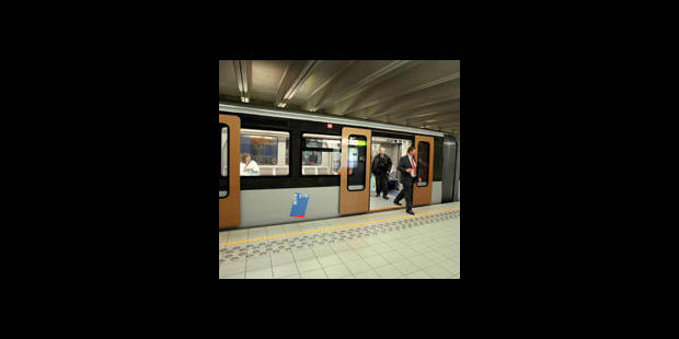 Nouvel incendie dans le métro bruxellois - La DH