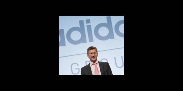 Adidas poursuit sa campagne de pub autour des Bleus - La DH