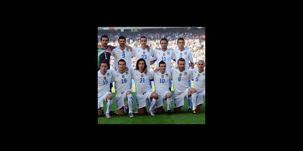 """L'équipe italienne va """"acheter"""" le prochain match - La DH"""
