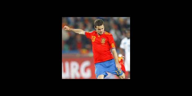 Mata rejoint Villa au Barça - La DH