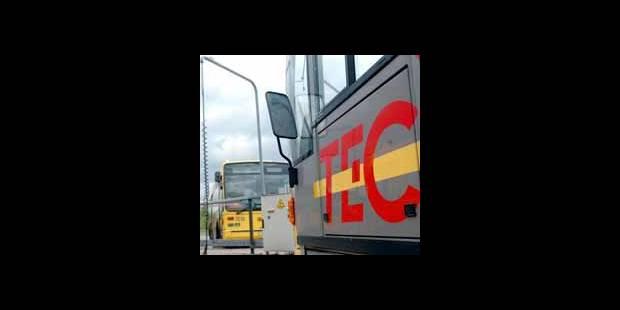 Incendie aux TEC Charleroi: une vingtaine de bus détruits - La DH