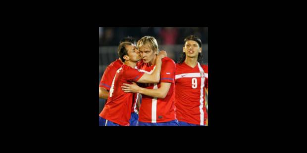 Le Ghana domine la Serbie (1-0 )