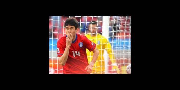 La Corée du Sud déborde la Grèce