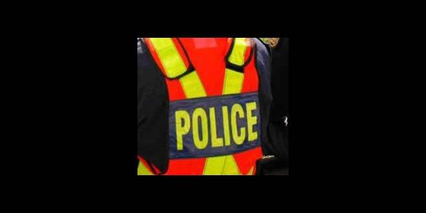 La police veille sur votre maison