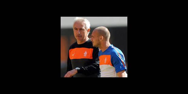 "Van Marwijk: ""On a vu de quoi nous étions capables"""