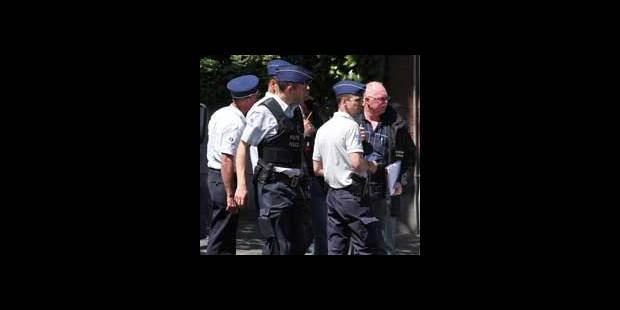 Fusillade à la justice de paix: hommage à la juge et au greffier tués