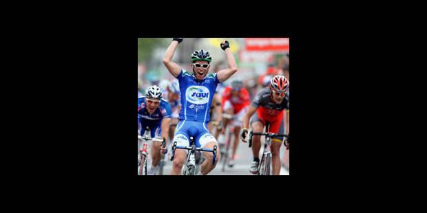Jimmy Casper remporte la 3e étape du Tour de Belgique - La DH