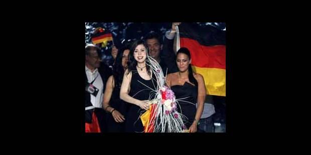 L'Allemagne remporte le 55e concours de l'Eurovision (VIDEO) - La DH
