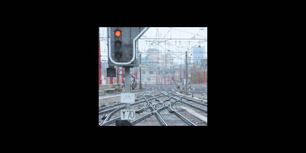 Rail: arrêt de travail du personnel de signalisation à Charleroi et Nivelles - La DH
