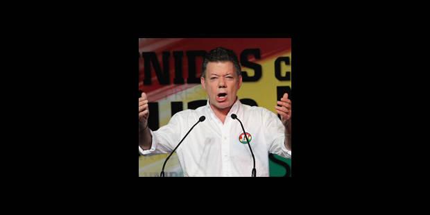 Colombie: Santos et Mockus au deuxième tour - La DH