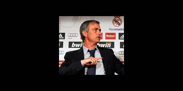 José Mourinho se donne deux ans pour faire triompher le Real Madrid - La DH