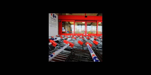 9 magasins Carrefour fermés ce mardi - La DH