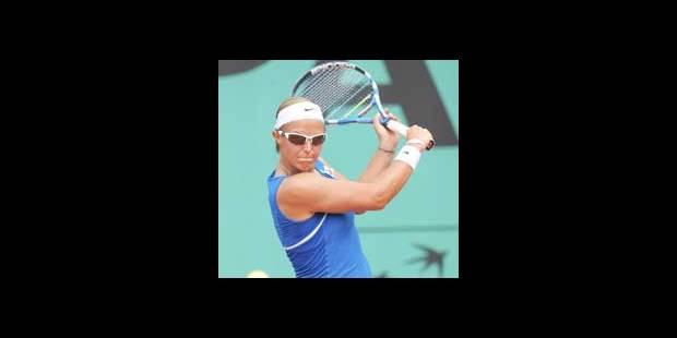 Flipkens: ?Sharapova est une icône? - La DH