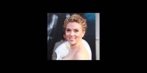 Une petite sœur pour Scarlett Johansson