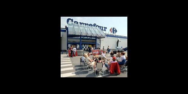 Le patron du groupe Mestdagh pourrait abandonner Carrefour - La DH