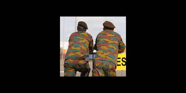 6 militaires sur 19 encore en service ! - La DH