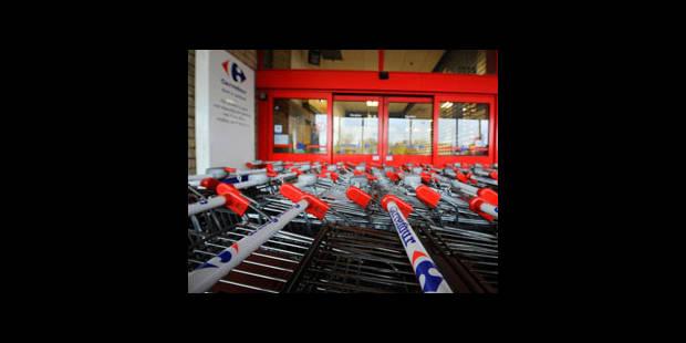 Carrefour coûtera à l'Etat 100 millions d'euros - La DH