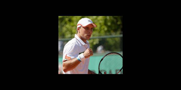 Roland Garros: Darcis au 2e tour - La DH