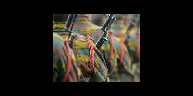 Fraudes à l'armée: 44 inculpés, 11 millions détournés - La DH