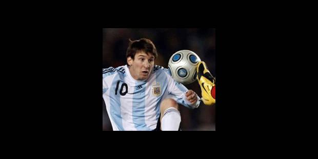 Jour J-28: Messi en sauveur de la nation ? - La DH