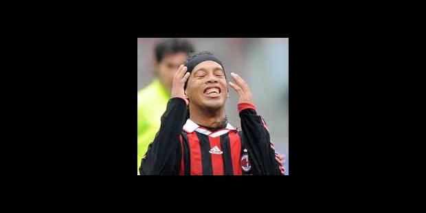 Brésil: Dunga ne retient ni Ronaldinho ni Adriano - La DH