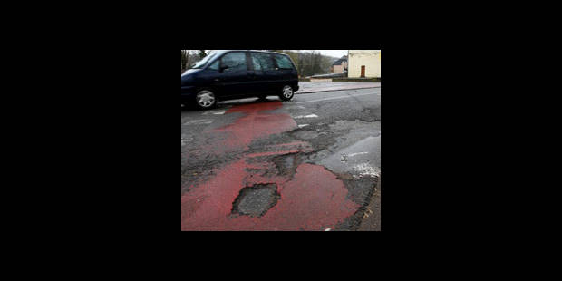 Prêt de la BEI et subsides régionaux pour les routes wallonnes - La DH