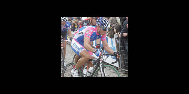 Gilbert défend sa place de n°1 mais Spilak gagne la 4e étape