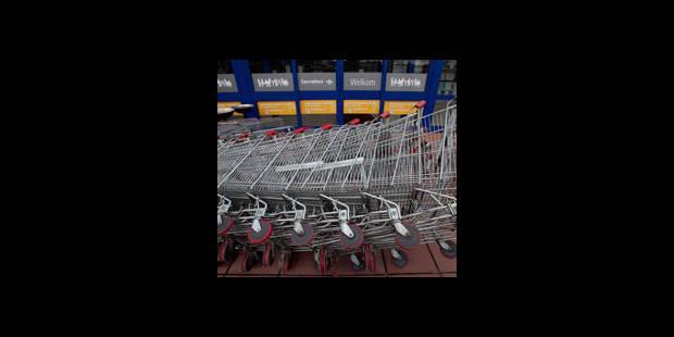 Carrefour: tous les magasins fermés - La DH