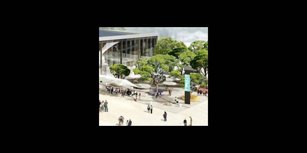 Expo universelle Shanghai: le pavillon belge inauguré ce 1er mai - La DH