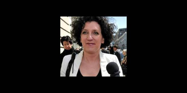 Élections: Annemie Turtelboom tête de liste Open Vld à Anvers - La DH