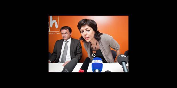 Le cdH va retirer son clip de campagne faisant l'amalgame avec RTL - La DH