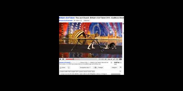 Après Susan Boyle, voici Tina et Chandi (VIDEO) - La DH