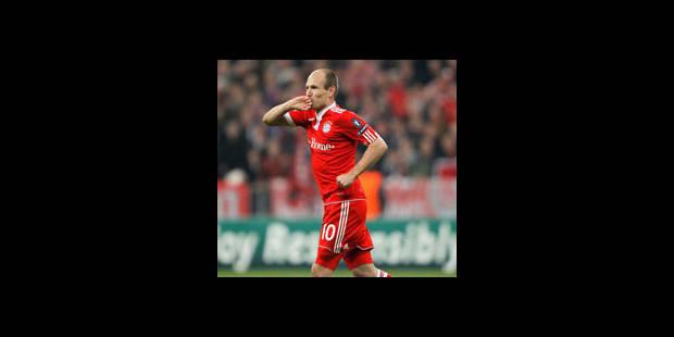 Robben, l'homme providentiel - La DH