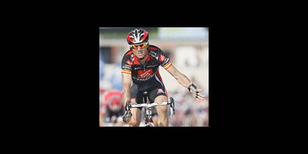 Alejandro Valverde reste suspendu deux ans en Italie