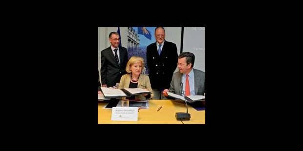 La Région bruxelloise se dotera d'un nouveau réseau à large bande d'ici 2012 - La DH