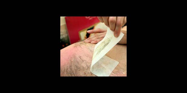 Les hommes ne se rasent pas volontiers - La DH