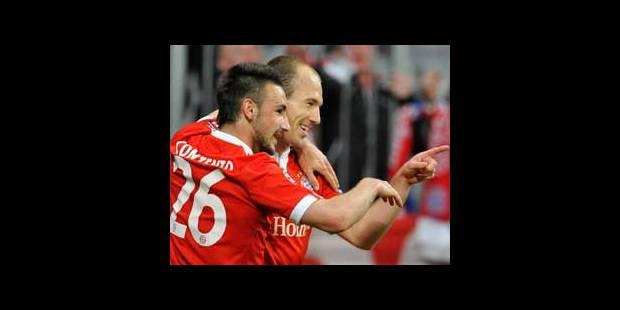 Le Bayern prend un léger avantage pour la finale (1-0) - La DH