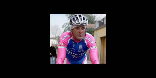 Dopage - Alessandro Petacchi également perquisitionné