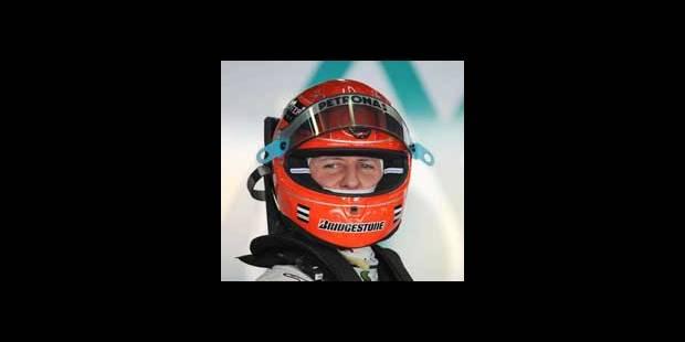 GP de Malaisie - Schumacher reste confiant - La DH