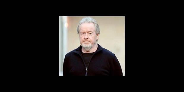 Ridley Scott ouvrira le festival de Cannes - La DH