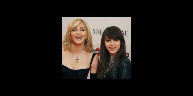 Madonna veut faire jouer sa fille - La DH