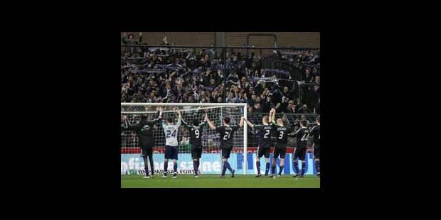 Playoffs 1: Anderlecht s'impose en champion - La DH